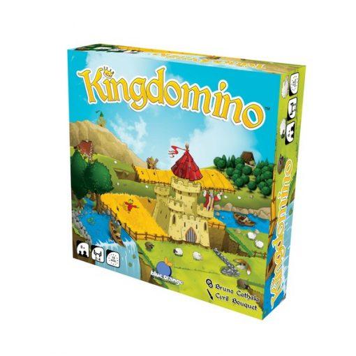 Kingdomino es un juego de mesa para todos los públicos de colocación de losetas. Ganador del precio Spiel des Jahres 2017, podrás sacarlo a mesa con cualquier grupo. Disponible para comprar en oferta en Lámpara Mágica Shop. Tu tienda especializada en juegos de mesa.Estamos en Sevilla.
