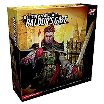 Betrayal at Baldur's Gate es un juego de mesa editado por Avalon Hill en inglés. Es una implementación de Betrayal at House on the Hill en el universo Dungeons & Dragons. Disponible para comprar en oferta en Lámpara Mágica Shop. Tu tienda especializada en juegos de mesa. Estamos en Sevilla.
