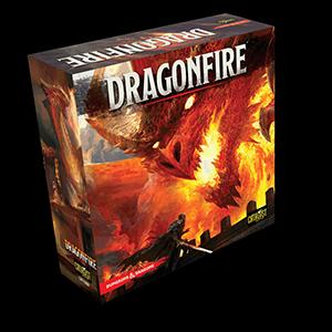 Dragonfire es un juego de mesa de exploración de mazmorras y construcción de mazos. Ambientado en los Reinos Olvidados de Dungeons & Dragons. Disponible para comprar en oferta en Lámpara Mágica Shop. Tu tienda especializada en juegos de mesa. Estamos en Sevilla.