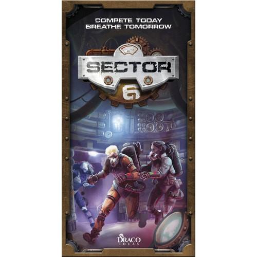 Sector 6 es un juego de mesa estratégico para 1 a 4 jugadores. Disponible para comprar en oferta en Lámpara Mágica Shop. Tu tienda online de juegos de mesa. Estamos en Sevilla.