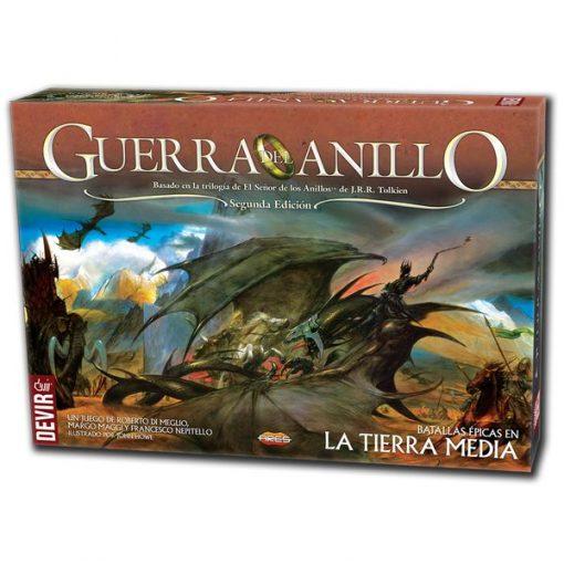 La guerra del anillo es un gran juego de estrategia que permite a los jugadores sumergirse en el mundo de El Señor de los anillos, de J.R.R. Tolkien. Un juego de mesa disponible para comprar en oferta en Lámpara Mágica Shop. Tu tienda online especializada en juegos de mesa. Estamos en Sevilla.