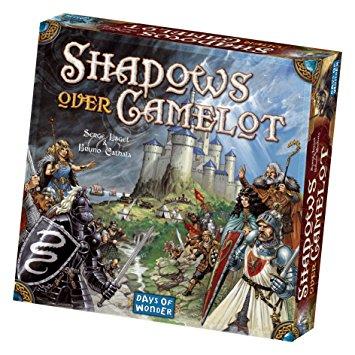 Shadows over Camelot es un juego cooperativo con traidor de 3 a 7 jugadores de roles ocultos. Disponible para comprar en oferta en Lámpara Mágica Shop. Tu tienda online especializada en juegos de mesa. Estamos en Sevilla.