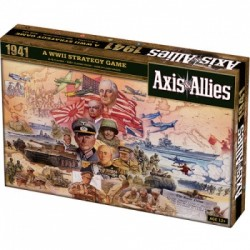 Axis Allies 1941 Juego De Mesa
