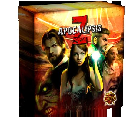 Apocalipsis Z es un juego de mesa cooperativo. Sobrevive a la invasión de los zombies. Disponible para comprar en oferta en Lámpara Mágica Shop. Tu tienda especializada en juegos de mesa. Estamos en Sevilla.